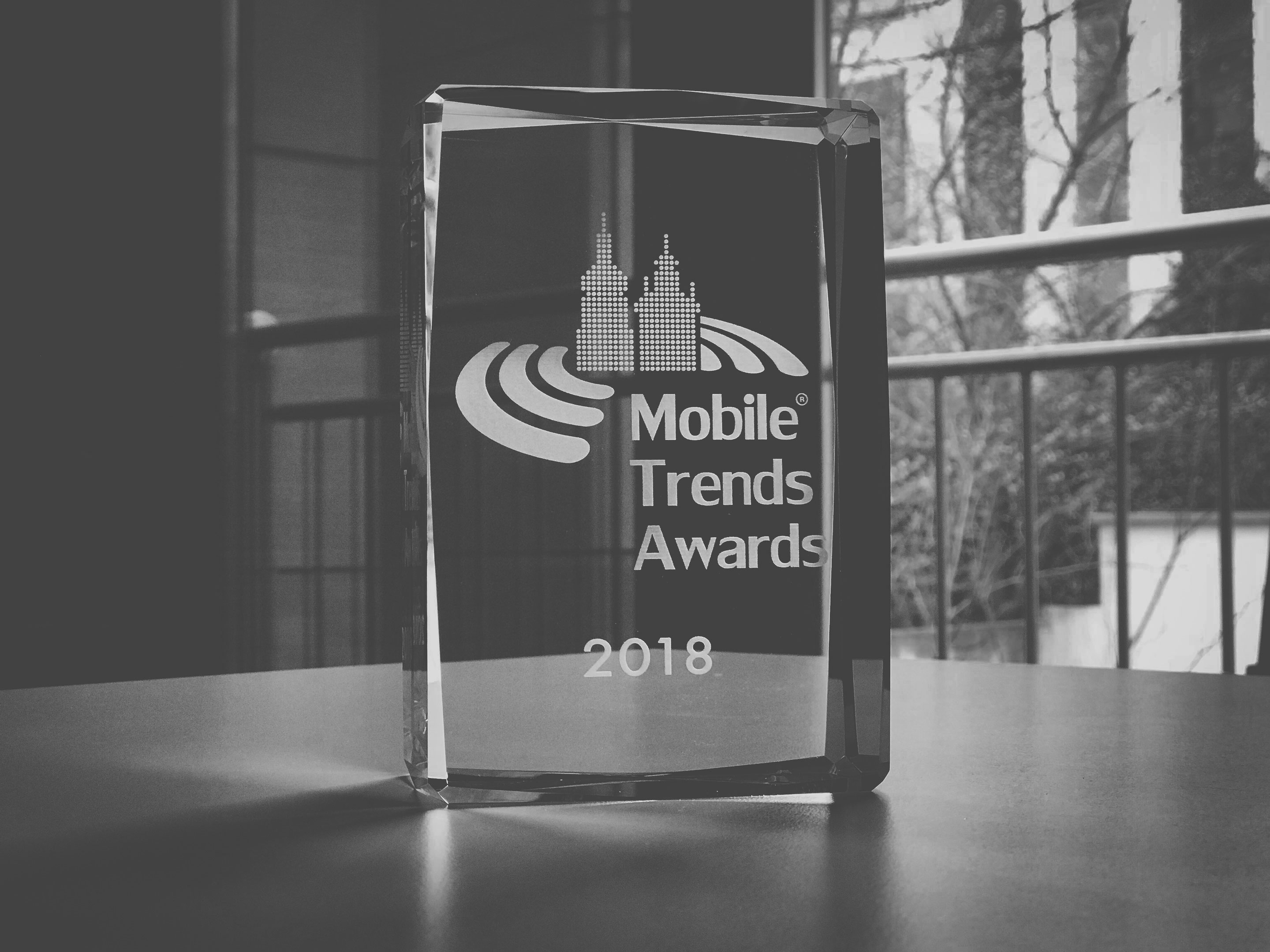 mobile trends winner blinkee nagroda b mind startup bw - Wygraliśmy Mobile Trends Awards 2018 w kategorii